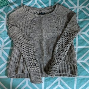 Light Brown Chunky Sweater